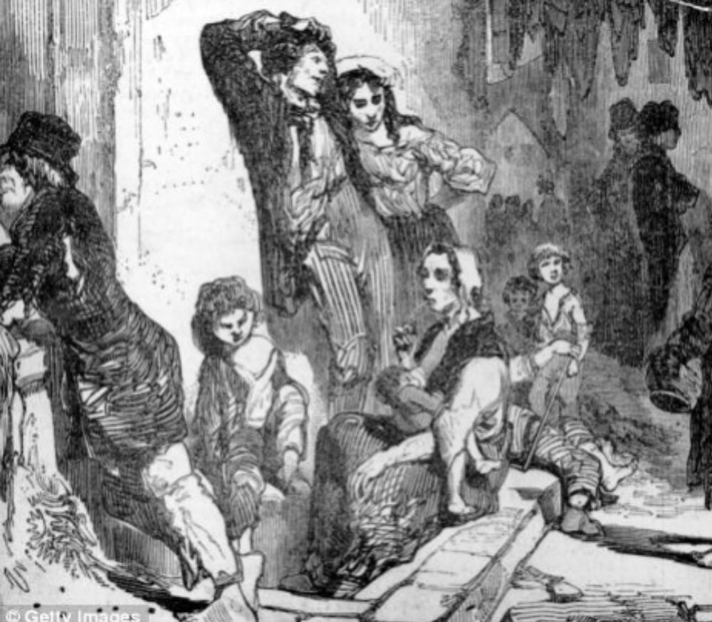1800 S Colonial Scene On Demand: Cielen.eu